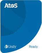 Zertifikat: ATOS Unify Ready